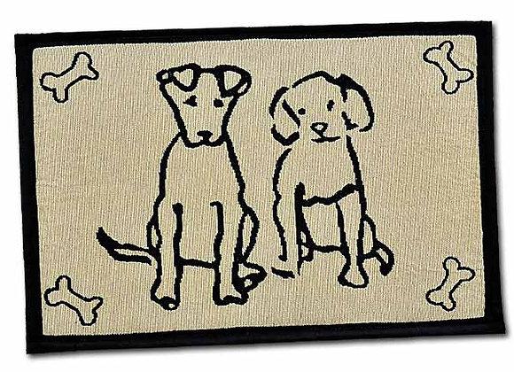 Loving Pets Bella Fashion Dog Mat - Pals