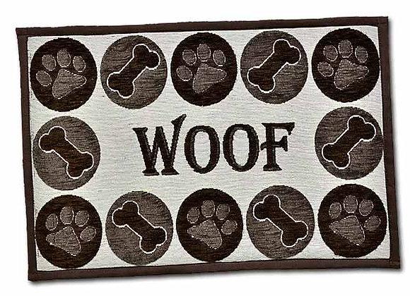 Loving Pets Bella Fashion Dog Mat - Woof