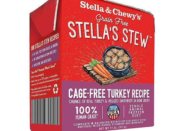 Stella & Chewy's Cage-Free Turkey Stew