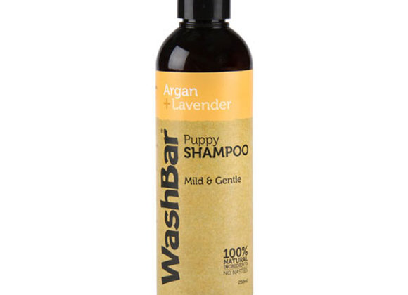 WashBar Natural Puppy Shampoo - 250ml