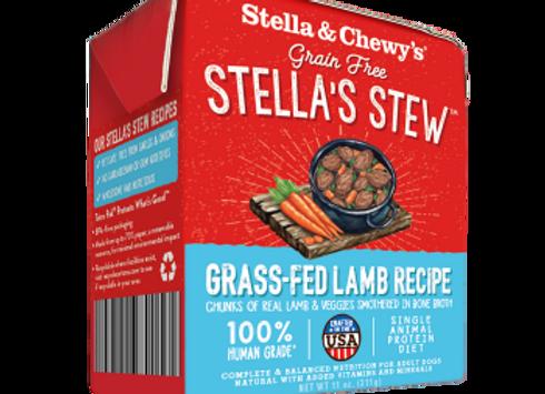 Stella & Chewy's Grass-Fed Lamb Stew