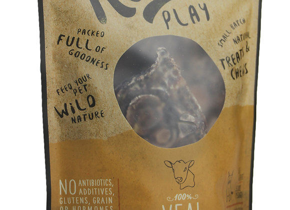 Roam's Veal Crunchies Dog Treats 150g