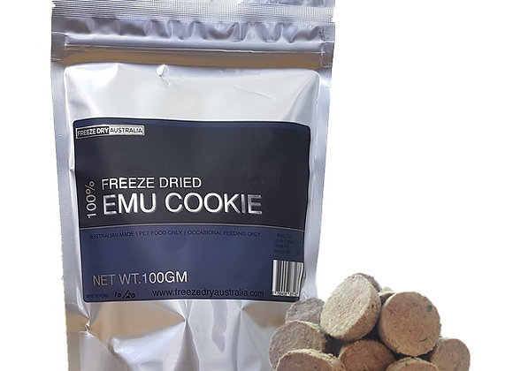 Freeze Dried Emu Cookie