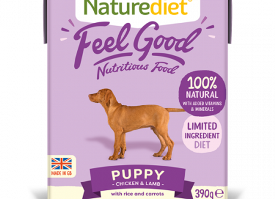 Naturediet Feel Good Dog Food - Puppy