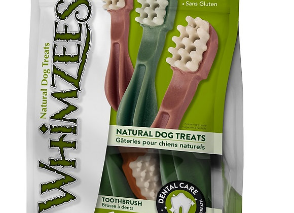 Whimzees Value Bag - Toothbrush