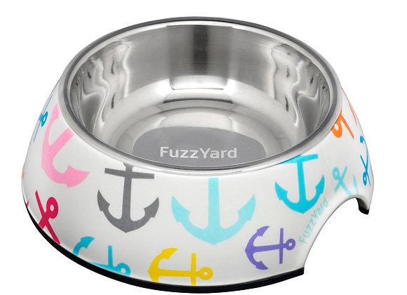 Fuzzyard Ahoy! Easy Feeder Pet Bowl