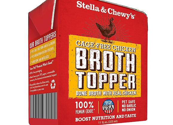 Stella & Chewy's Broth Topper - Chicken