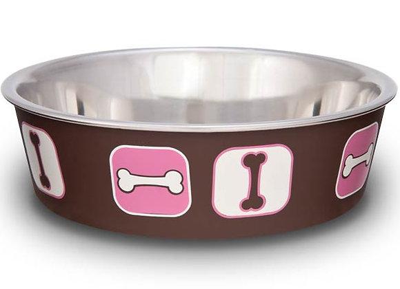 Loving Pets Bella Bowl Cosmopolitan Pink