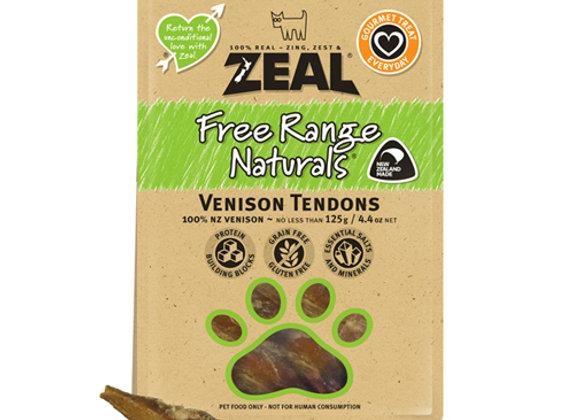Zeal Dried Venison Tendons