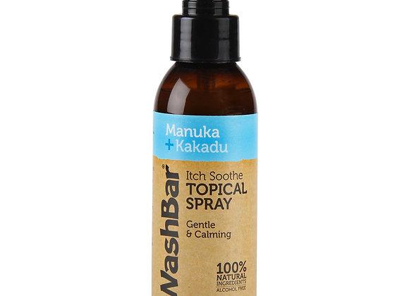 WashBar Itch Soothe Topical Spray - 125ml