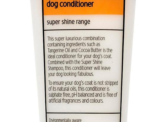 Fuzzyard Tangerine + Cocoa Butter Super Shine Dog Conditioner 220Ml