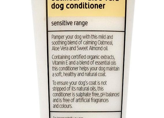 Fuzzyard Oatmeal + Aloe Vera Sensitive Dog Conditioner 220Ml
