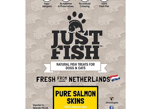 Just Fish Pure Salmon Skin