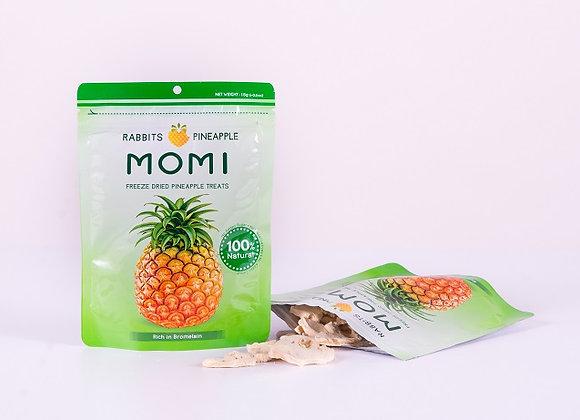 Momi Freeze Dried Pineapple Treats
