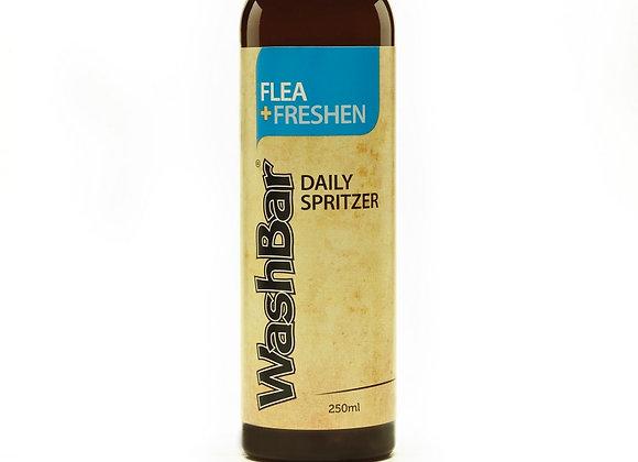 WashBar Natural Daily Flea + Freshen Spritzer - 250ml