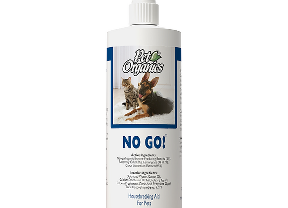 Pet Organics No Go! House Breaking Aid for Pets - 473ml