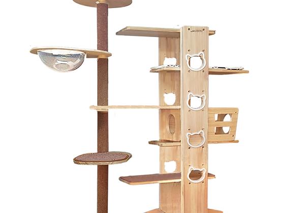 Luxypet Aaron 5 Cat Tower (Condo)