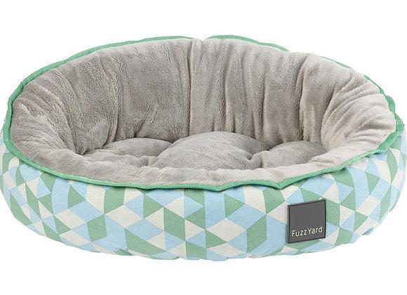 Fuzzyard Peridot Reversible Bed