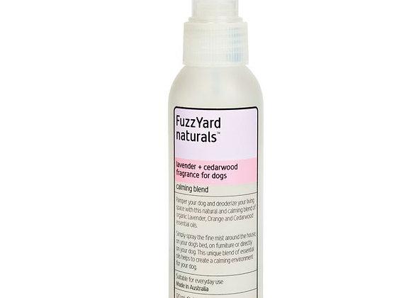 Fuzzyard Aromatherapy Mists - Lavender + Cedarwood Calming - 120ml Spray