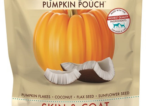 Grandma Lucy's Pumpkin Pouch (Skin & Coat) Cat & Dog Supplement