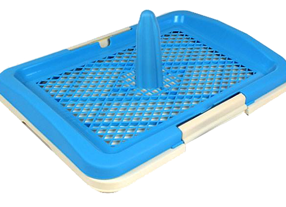 Honeycare Pee Tray Blue For Dogs
