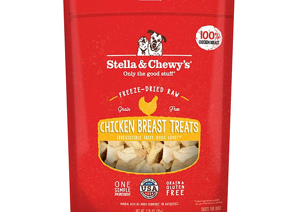 Stella & Chewy's Freeze-Dried Raw Chicken Breast Treats