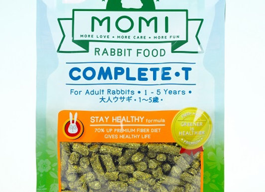 Momi Complete-T Adult Rabbit Food