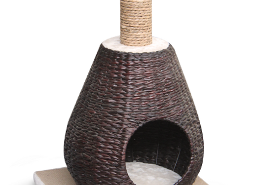 Petrebels Natural Eco Lovers Caribbean Beach 89 Cat Tree