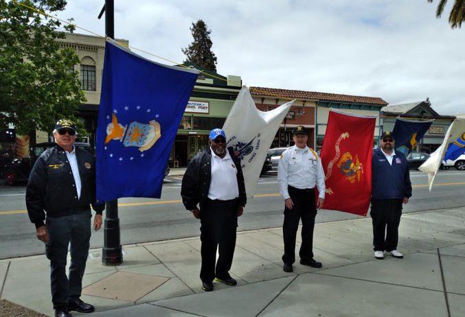 Armed Forces Day; May 15, 2021 Niles; Bi