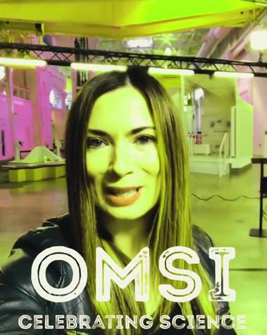 OMSI - Celebrating Science!