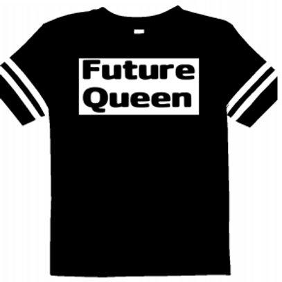 Future Queen Jersey Tee