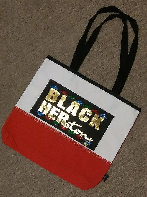 Black Herstory Tote