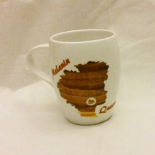 Melanin Queen Mug