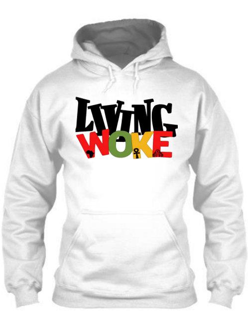 """""""Living Woke"""" Hoodie"""