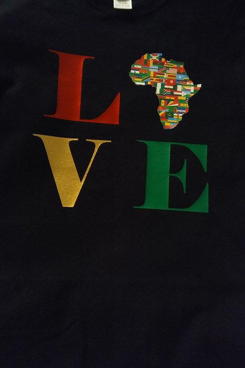 Africa Love Tee