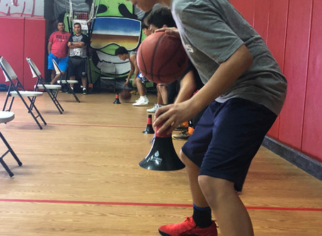MLK Intensive Personal Training and Shooting Clinic