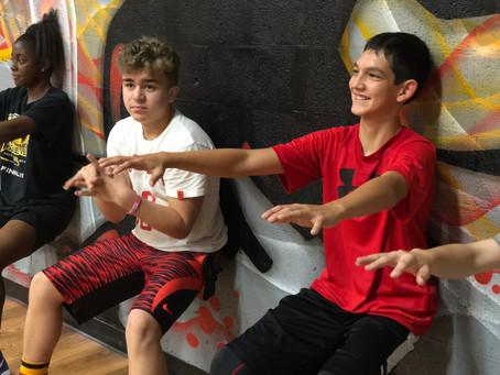 Winter Intensive Prep Skills Camp Recap