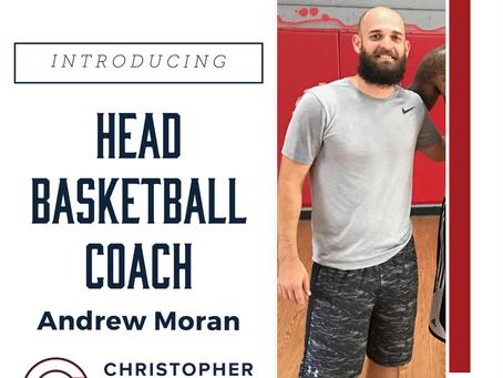 Christopher Columbus High School Hires Coach Andrew as Head Basketball Coach