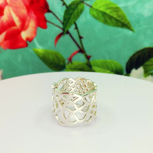 A Conscious Choice (Light & Refined) Ring