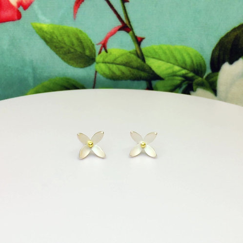 Yearning Nature Studs Earrings - Small