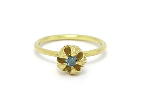 Natural Instinct Diamond Solitaire Ring