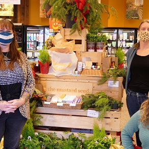 Skip The Big Grocery Store and Check Out The Mustard Seed Co+Operative by The Joyce Of Cooking.