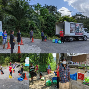 Kechara Soup Kitchen will continue to support the needy