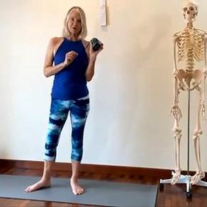 Myofascial release foot massage with Nina