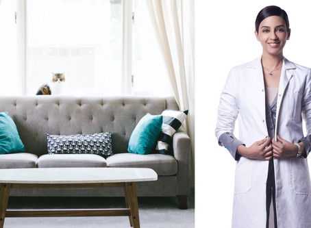 Transform your living space with Dr Anjhula