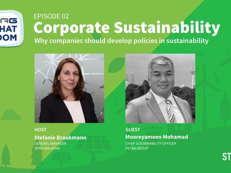 Corporate sustainability - Why companies should develop policies on sustainability