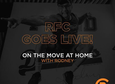 Home Workout Made Easy with RFC