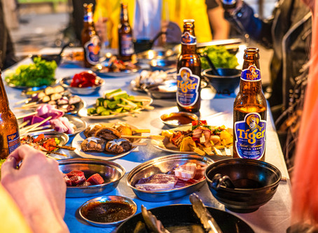 Tiger Beer is supporting street food vendors