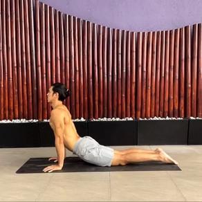 Improve your posture through yoga with Hansen Lee