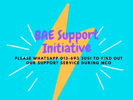 Get FREE mental health support with BAE Counselling and Therapy